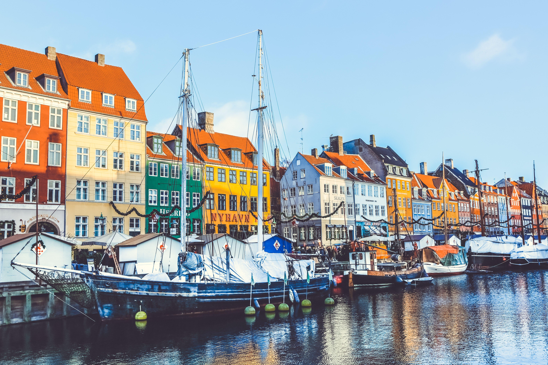 Reiseziel Kopenhagen
